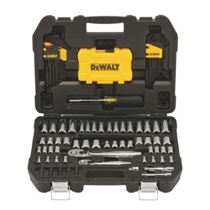 Picture of DeWalt® 108-Piece Mechanics Tools Set