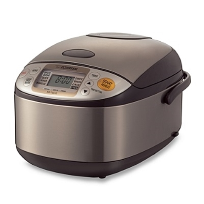 Picture of Zojirushi 5.5-Cup Micom Rice Cooker & Warmer