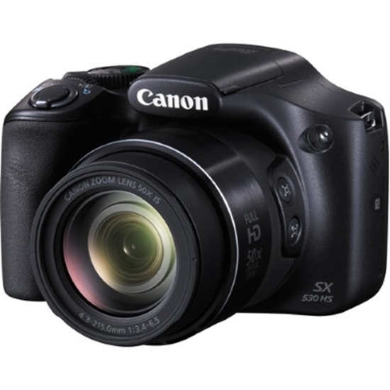 Picture of Canon 16.0 MP Digital Camera with 50x Zoom and 8GB SD Card