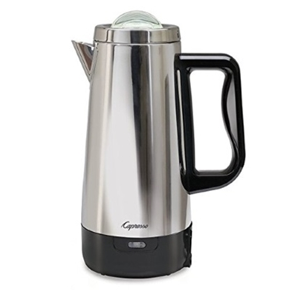 Picture of Capresso Perk 12-Cup Stainless Steel Percolator