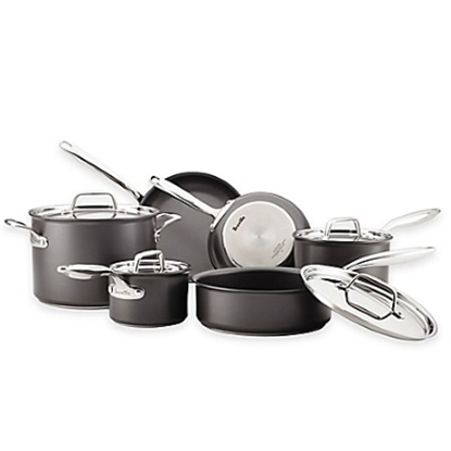 Picture of Breville THERMAL PRO® Hard Anodized 10-Piece Cookware Set