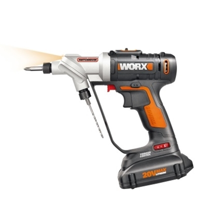 Picture of WORX 20V Switchdriver Cordless Drill & Driver