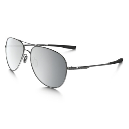 Picture of Oakley Elmont Sunglasses - Polished Chrome/Chrome Iridium