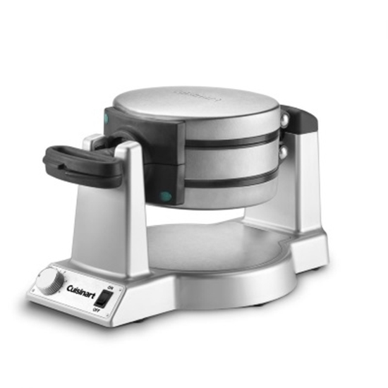 Picture of Cuisinart® Double Belgian Waffle Maker - Round