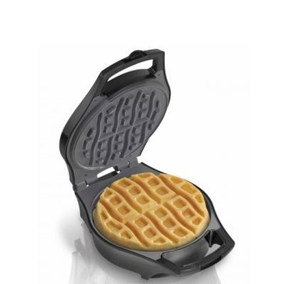 Picture of Hamilton Beach® Mess-Free Belgian Waffle Maker