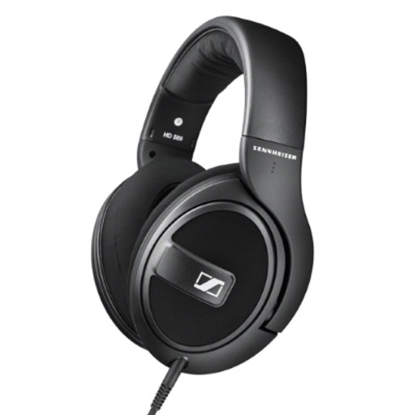 Picture of Sennheiser HD569 Around-Ear Headphones with Inline Mic