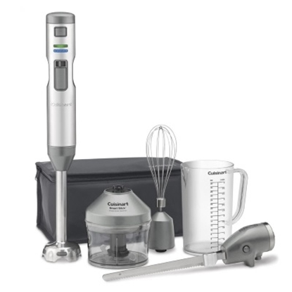 Picture of Cuisinart® Cordless Hand Blender with Knife Attachment
