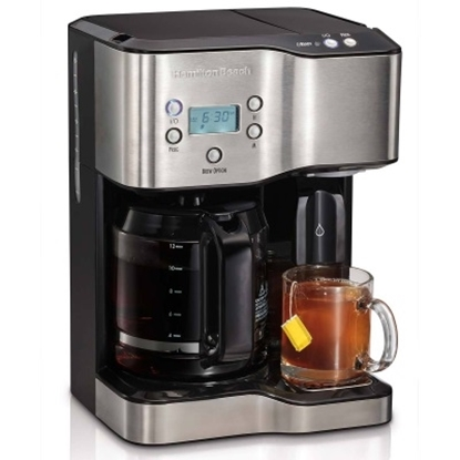 Picture of Hamilton Beach® Coffee Maker & Hot Water Dispenser