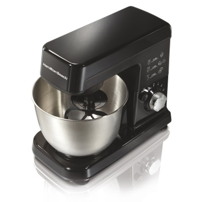 Picture of Hamilton Beach® Six-Speed Stand Mixer - Black