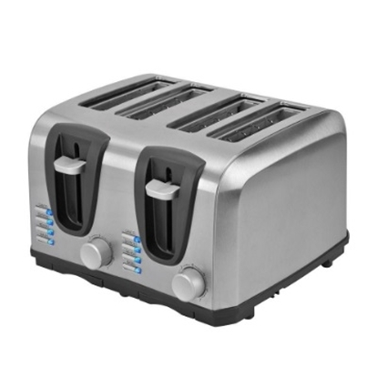 Picture of Kalorik Four-Slice Stainless Steel Toaster