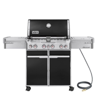 Picture of Weber® Summit E-470 Nautral Gas Grill - Black