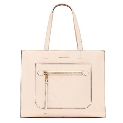 Picture of Vince Camuto Elvan Tote - Pale Peach