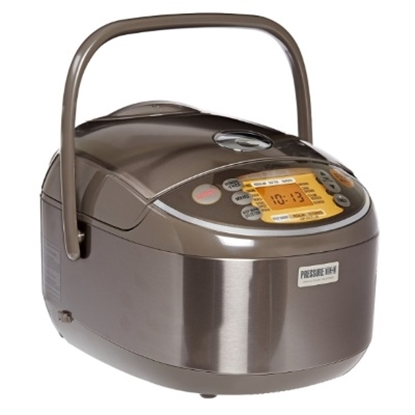 Picture of Zojirushi 10-Cup Induction Rice Cooker and Warmer