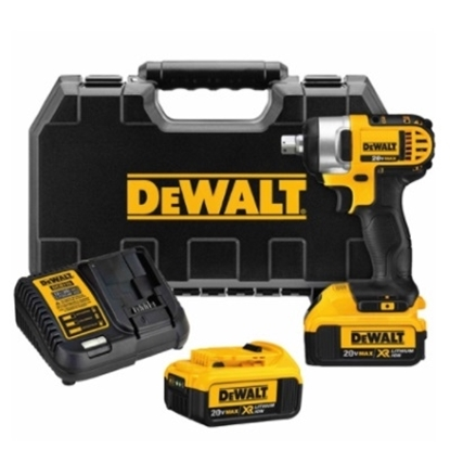 Picture of DeWalt® 20V MAX* 1/2'' Impact Wrench Kit