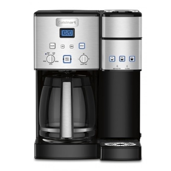 Picture of Cuisinart Coffee Center 12-Cup & Single Serve Coffee Maker