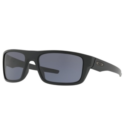 Picture of Oakley Drop Point™ Sunglasses - Matte Black/Grey