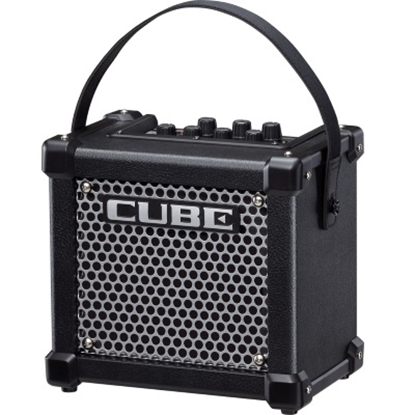 Picture of Roland® Micro Cube GX Guitar Amplifier - Black