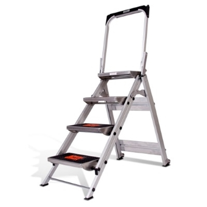 Picture of Little Giant® Ladder 4-Step Safety Stepladder