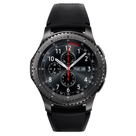Picture of Samsung Galaxy Gear S3 Frontier - Dark Gray