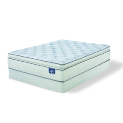 Picture of Serta Alverson Super Pillow Top Firm - Queen