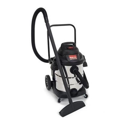 Picture of Shop-Vac® Right Stuff 10-Gallon Stainless Canister Vacuum