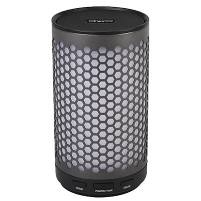 Picture of 808 Canz GLO Bluetooth® Speaker - Gunmetal Gray