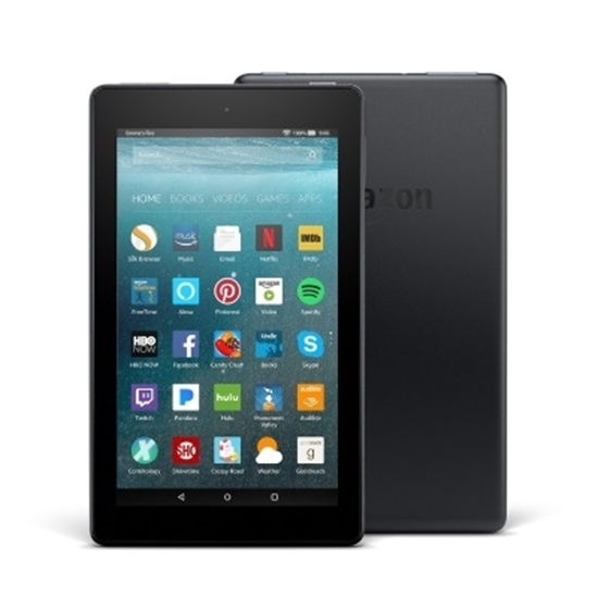 Picture of Amazon Fire 7'' 8GB with Alexa & Special Offers