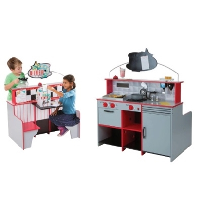 Picture of Melissa & Doug® Let's Play Diner Bundle