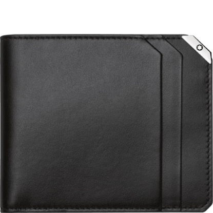 Picture of Montblanc Urban Spirit Six-Card Wallet - Black