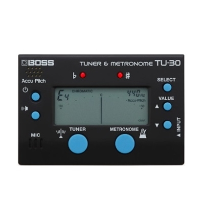Picture of BOSS Tuner & Metronome