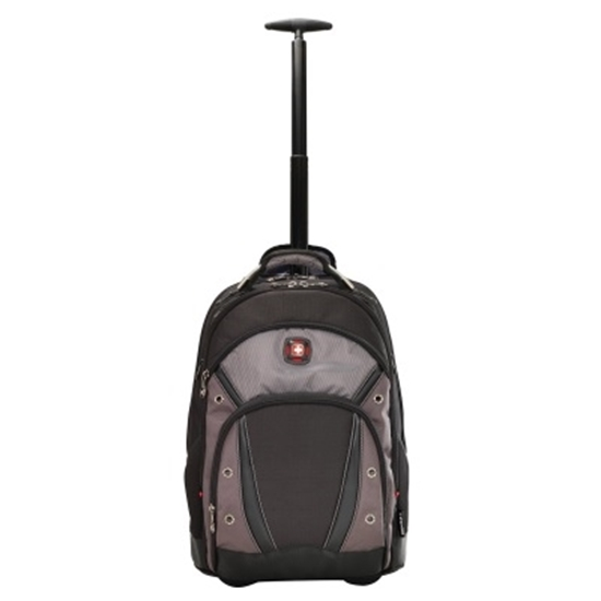 0fb41de303d Picture of Wenger Synergy Wheeled 16'' Laptop Backpack with Tablet Pocket