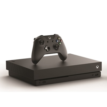 Picture of Xbox One X Console with One Game & Extra Controller