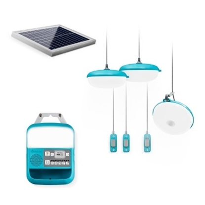 Picture of BioLite SolarHome System 620