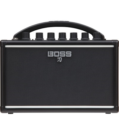 Picture of BOSS Katana Battery-Powered Guitar Amplifier
