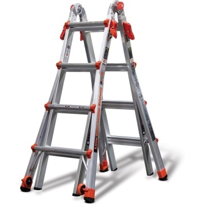 Picture of Little Giant® LT-17' Multipurpose Ladder
