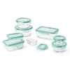 Picture of OXO 16-Piece Smart Seal Glass Container Set