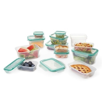 Picture of OXO 28-Piece Smart Seal Plastic Container Set