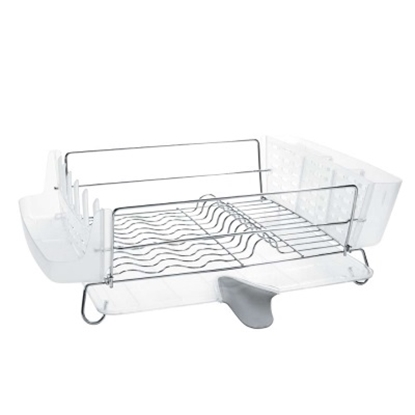Picture of OXO Folding Stainless Steel Dish Rack