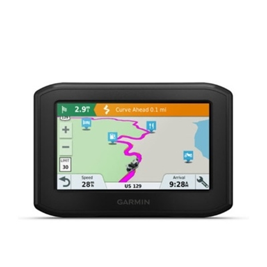 Picture of Garmin zumo® 396 LMT-S Motorcycle Navigator