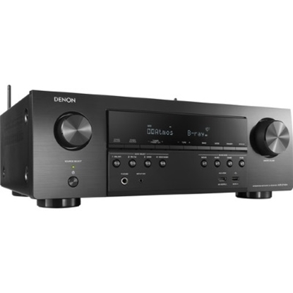 Picture of Denon 7.2-Channel 4K Ultra HD AV Receiver - Black
