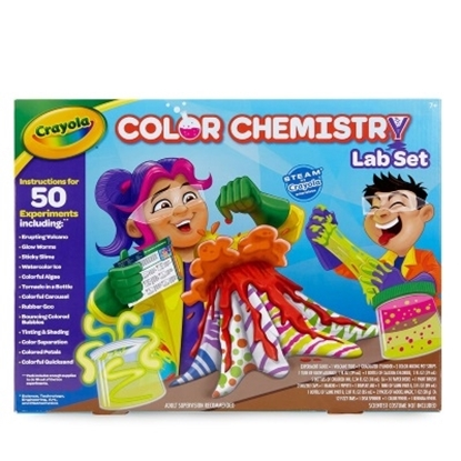 Picture of Crayola® Color Chemistry Super Lab Set