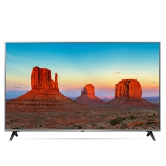 Picture of LG 55'' 4K HDR Smart LED UHD TV w/ AI ThinQ® & HDMI Cable