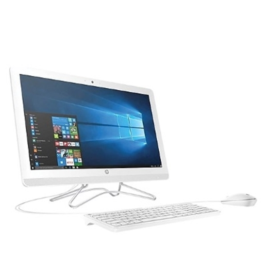 Picture of HP All-In-One Windows 10 Desktop 8GB/1TB - Snow White