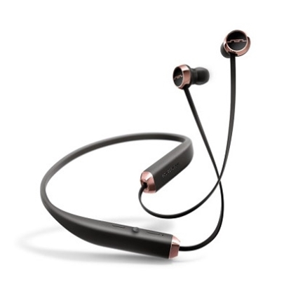 Picture of Sol Republic Shadow Wireless Headphones - Black/Rose Gold