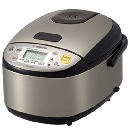 Picture of Zojirushi Micom 3-Cup Rice Cooker and Warmer