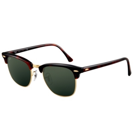 Picture of Ray-Ban® Classic ClubMaster® Sunglasses - Tort/Arista
