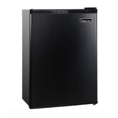 Picture of Magic Chef 2.4 Cu. Ft. Refrigerator - Black