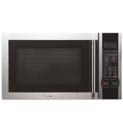 Picture of Magic Chef 1.1 Cu. Ft. Countertop Microwave - Stainless Steel