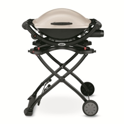 Picture of Weber® Q® 1000™ Portable Gas Grill & Cart - LP