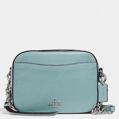 Picture of Coach Camera Bag - Silver/Sage